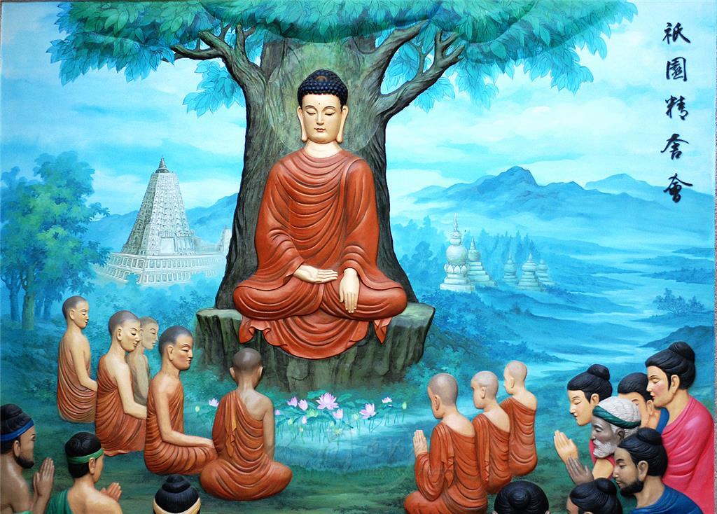 【台湾选举系列评论42】佛陀原来也是一位政治家(下)图片