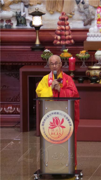 新馬寺開光落成 佛教界至誠祝賀