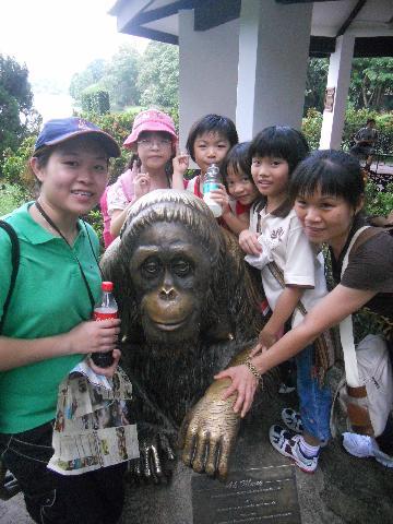 """""""新加坡动物园"""" 亲子一日游"""